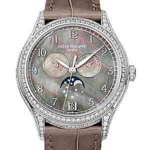 Moon Phase Watch Finder Patek Philippe 4948G 001 Automatic Watch