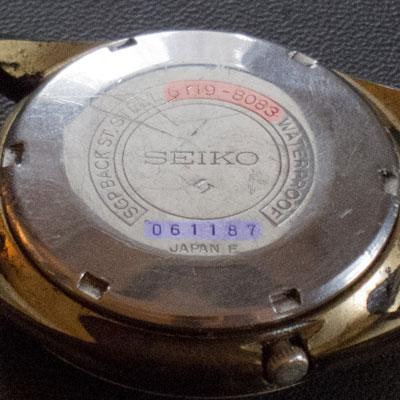 Seiko Turtle - 6306-7001 1976 6119-8083