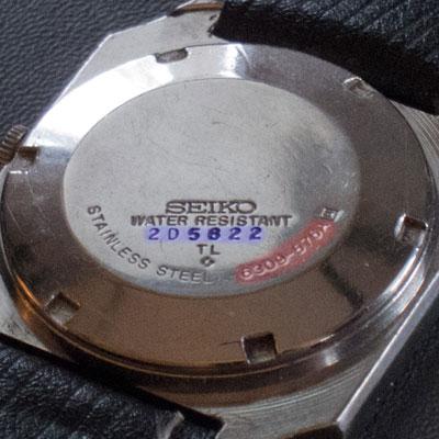 Seiko Turtle - 6306-7001 1976 6309-576A